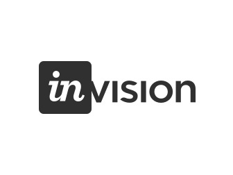 Invision logo | Duo