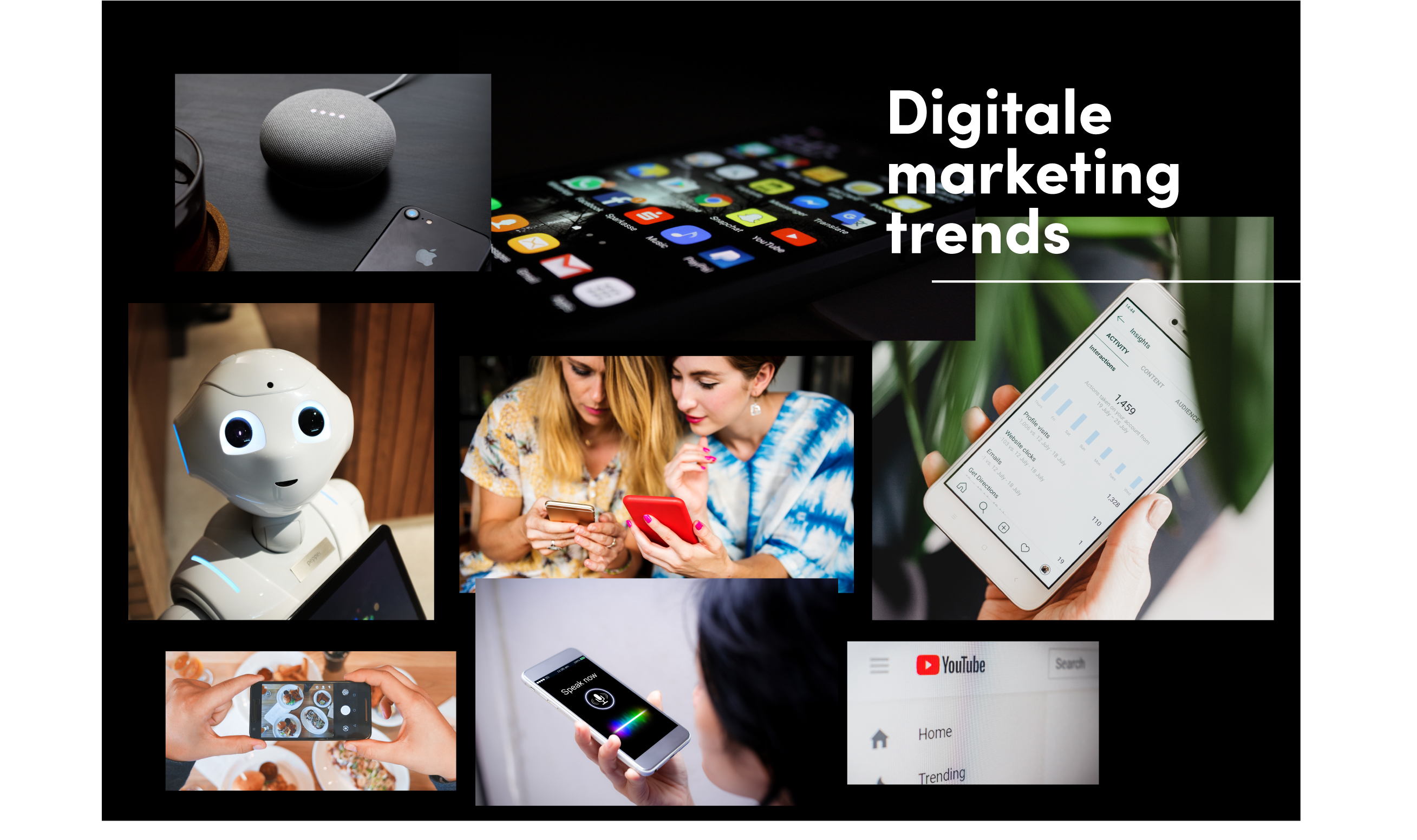 digitale marketingtrends moodboard